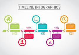 Timeline Infographic Template Vector Download Free Vector Art