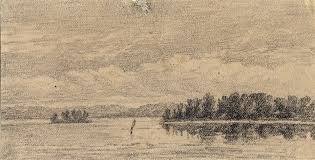 Lake Couchiching (Ontario) from on Board the 'Ida Burton' : Digital Archive  : Toronto Public Library