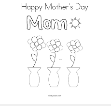 These free, printable mother´s day coloring pages are fun for kids. Free Printable Mother S Day Coloring Pages