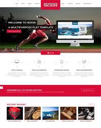Website Html Templates Amazing 48 Fantastic HTML Creative Website Templates wpfreeware