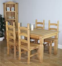 Corona Dining Set 5'/Dining Table and Chairs New: Amazon.co.uk: Kitchen &  Home