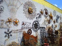 wrought iron outdoor art home design ideas