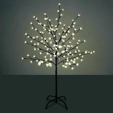 lighted cherry blossom tree trees hobby lobby lit light up slim led lighte lighted cherry blossom tree
