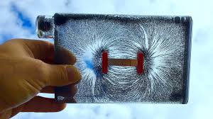 magnetic field visualizer how to see