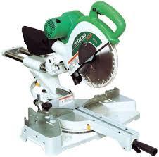 hitachi miter saw. hitachi c10fsb 12 amp 10-inch dual bevel sliding compound miter saw (discontinued by manufacturer) - power saws amazon.com