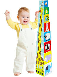"<b>Развивающая игрушка</b> ""Складные кубики"" <b>LITTLE HERO</b> 4743181 ..."