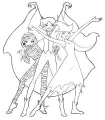 tot07 kids n fun com 38 coloring pages of totally spies on totally spies coloring pages