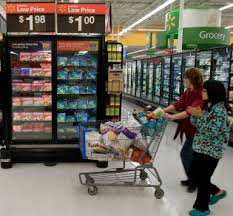 Eaters Beware Walmart Is Taking Over Our Food System Grist