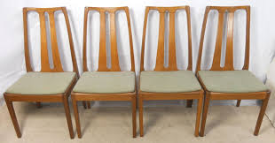 teak retro furniture. Unbelievable Of Four Teak Retro Dining Chairs By Nathan Sold Image For Inspiration And Chrome Concept Furniture