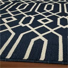modern blue outdoor rugs new best design ideas