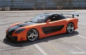 mazda rx7 fast and furious body kit. frage zum rx 7 aus tokio driftthefastthefurious mazda rx7 fast and furious body kit