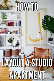 Best  Studio Apartment Furniture Ideas On Pinterest Studio - College studio apartment decorating