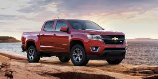 Chevrolet Colorado takes fuel economy crown from Ram