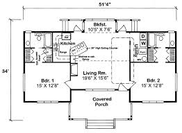 ideas about Bungalow House Plans on Pinterest   House plans    First Floor Plan of Bungalow Cottage Country House Plan