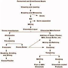 Video Production Process Flow Chart How To Make Chocolate A Sweet Satisfaction Production
