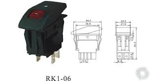 wiring 4 pin led rocker switch