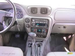 2004 Chevrolet TrailBlazer EXT LT 4x4 Pewter Dashboard Photo ...