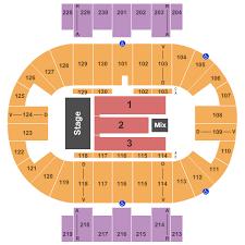 Pensacola Bay Center Seating Chart Jeff Dunham Pensacola Bay Center Pensacola Tickets