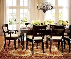 rugs for dinning room table