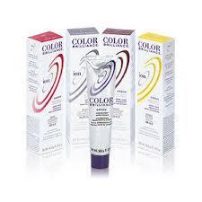 Ion Brilliance Hair Color Chart Ion Color Brilliance Permanent Creme Hair Colors