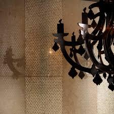 Indoor tile / wall / floor / marble - CREMA LUNA MODA GLITTER