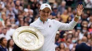Tennis, Wimbledon, Endspiel Damen: Ashleigh Barty gewinnt Wimbledon im  Endspiel gegen Karolina Pliskova - Wimbledon - Tennis - sportschau.de