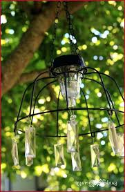 solar light chandelier solar light chandelier a awesome fairy light project solar light chandelier how to