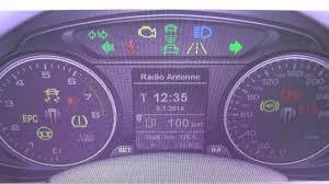 Epc Light Car Shaking Audi Q5 Engine Epc Dash Warning Light Symbol How To Remove