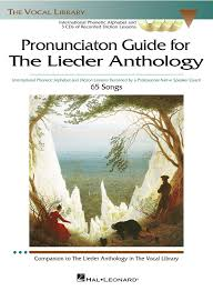 The ipa is used in dictionaries to indicate the pronunciation of words. The Lieder Anthology Pronunciation Guide International Phonetic Alphabet And Recorded Diction Lessons Book 3 Cd Pack Hal Leonard Online