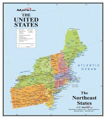 usa map north east coast mdc reg neas thempfa org and us  all