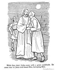 Learn more about the story of easter. Religious Easter Coloring Page 005