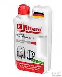 <b>Универсальный очиститель накипи</b> Filtero, арт. 605 — купить в ...