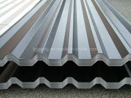 china long span aluzinc coated roof sheet corrugated galvalume metal roofing china glazed gl roofing sheet alu zinc coated roof plate
