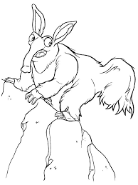 Small Picture Ice Age Peaches Coloring Pages Ice Age Coloring Pages Peaches