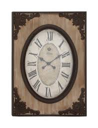 Country Kitchen Wall Clocks Gorgeous Country Style Wall Clock 130 Country Decor Wall Clocks