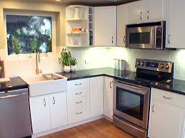 Small Picture Small Kitchen Design Ideas HGTV