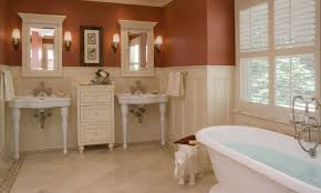 bathroom with wainscoting. View In Gallery. Wainscoting Bathroom With N