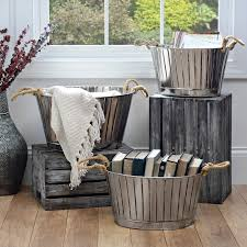 One Design Home Baskets The One Thing You Need For Spring Cleaning Are Stylish And