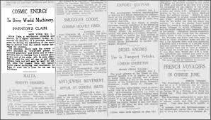 tesla newspaper articles i artojh s renderings tesla art1933 1