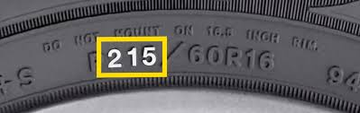 How To Read Tire Sizes Goodyear Auto Service
