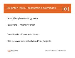 Enphase Enlighten Monitoring Service U2014 BlackplatinumsolarcomEnlighten Login