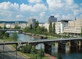 There are 16 regions in germany and saarland is the smallest of them all. Saarbrucken Germany Britannica