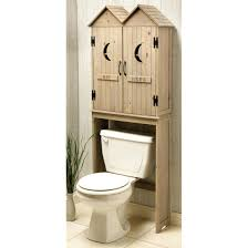 Black Over The Toilet Cabinet Modern Black Wood Above Toilet Cabinet Elegant Black Wood Wall