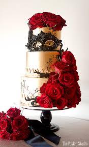 Wedding Cake Gold Weddings Black And White Wedding Weddings In
