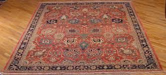 traditional 9 x 12 arrediamo the santa fe rug handmade