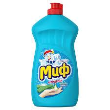 <b>Средство</b> для мытья <b>посуды</b> `<b>МИФ</b>` <b>Алоэ</b> вера с глицерином 500 ...