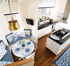 ... York Modern Chic Opentchen Dining Room Interior Design Sara Gilbane  Manhattan Nyc Home Decor Concept 98 ...