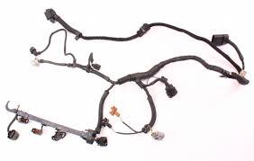 engine wiring ecu injector wiring harness vw jetta mk  engine wiring ecu injector wiring harness 2000 vw jetta mk4 2 0 aeg genuine