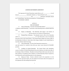 This llc partner agreement is entered into this it is mutually agreed that upon the commencement date of this llc partnership agreement, the above named persons shall be deemed to have. Partnership Agreement Template 12 Agreements For Word Doc Pdf