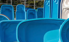 fiberglass pools cost. Wonderful Cost Here Are Some Fiberglass Pools Laying On Their Sides Ready For Delivery  And Installation To Fiberglass Pools Cost B